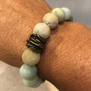 ☀️Arm Candy Bracelet - Amazonite